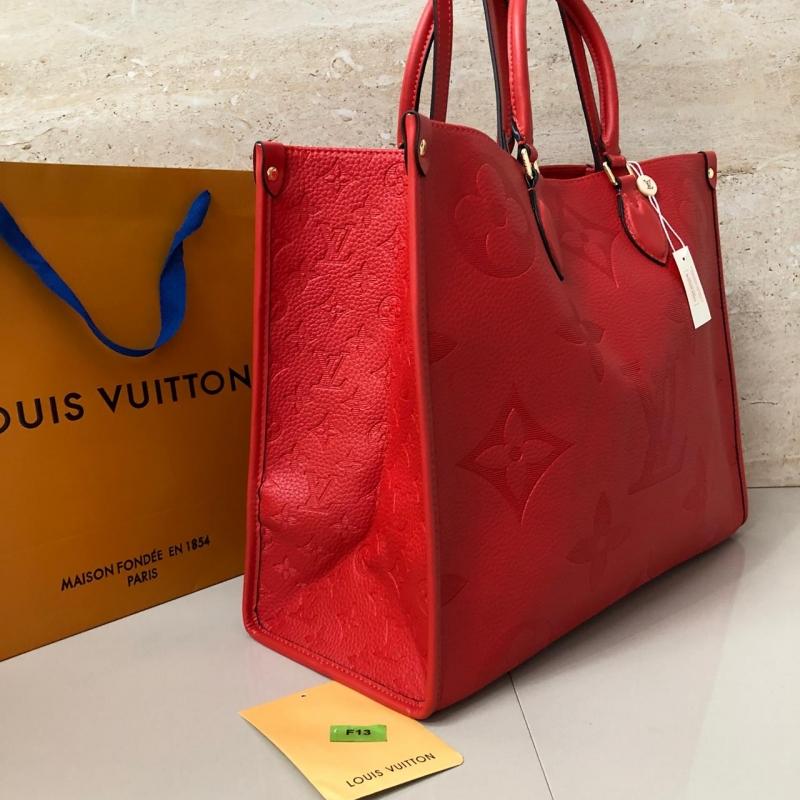 Bolso Louis Vuitton tote Onthego 100% piel