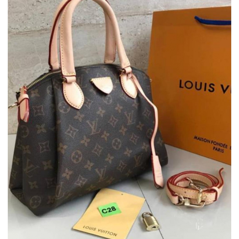 Bolso Louis Vuitton Rivoli MM 100% piel