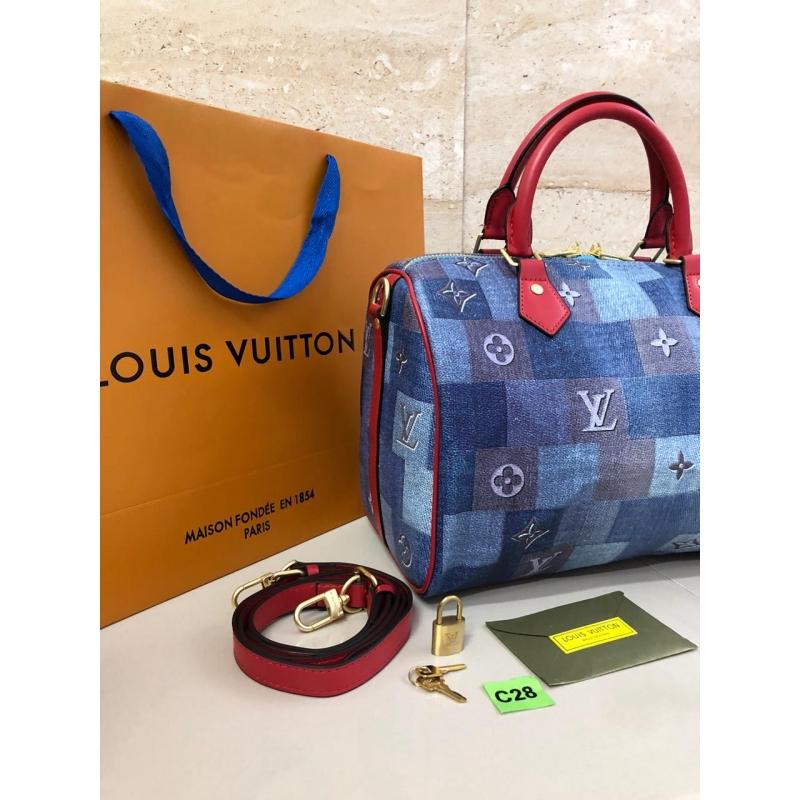 Bolso Louis Vuitton Speedy 25 100% piel