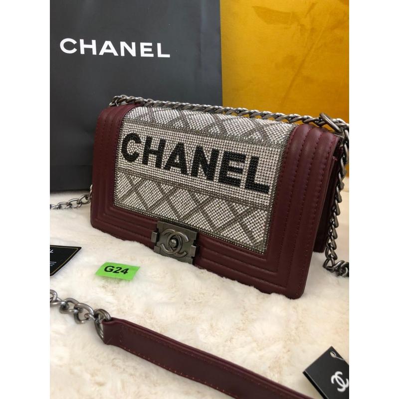 Bolsa Chanel Boy