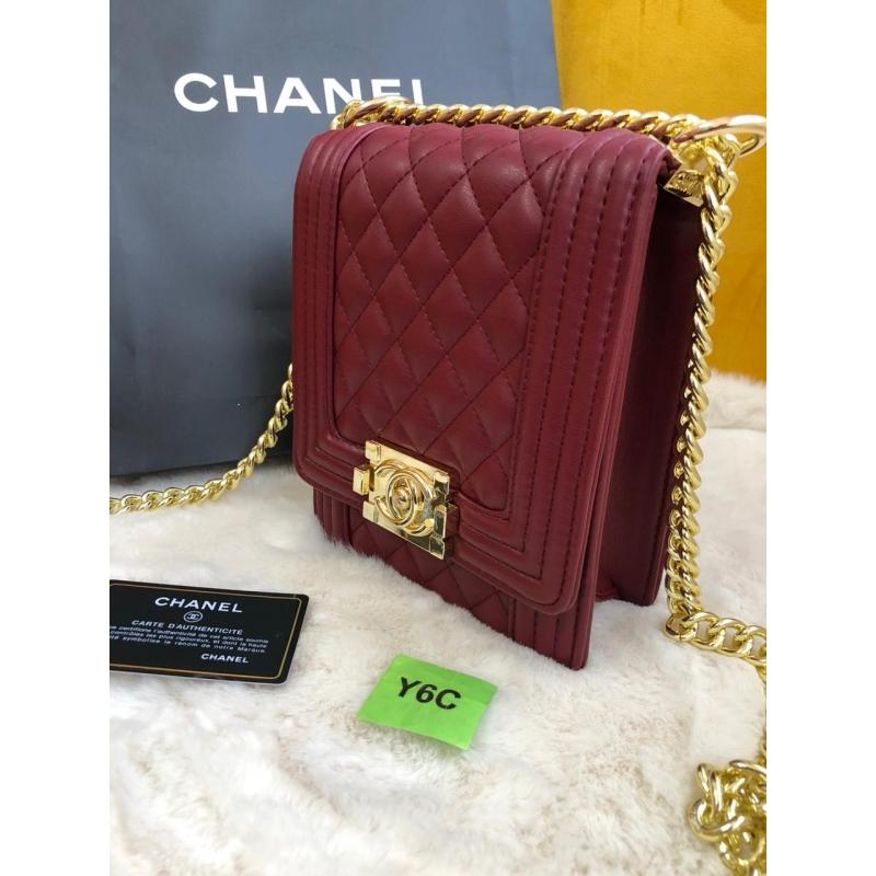 Bolsa Chanel con Solapa